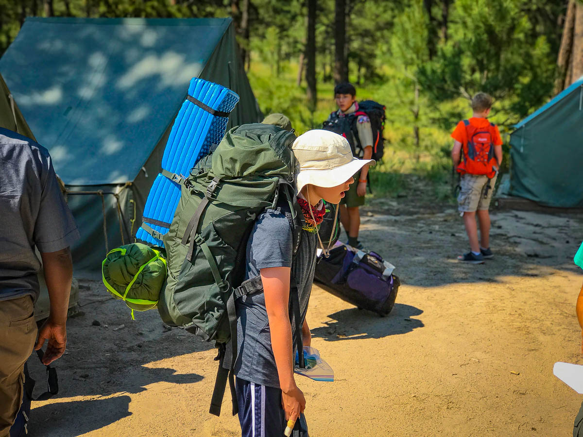 Kai arrives in Camp Victor